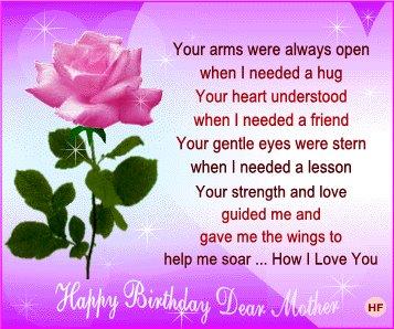 Days of my life happy birthday mama bonne anniversaire with my love sunshine m4hsunfo