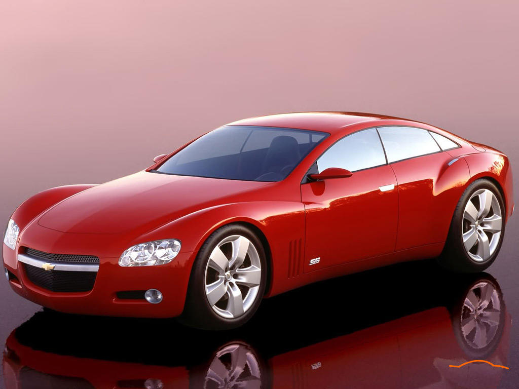 Living by faith concept cars 2003 chevy ss concept vanachro Images