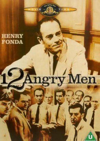 a review of justice system in film twelve angry men 12 angry men - criterion collection blu-ray review  the highlights of which are the original television episode of twelve angry men,  write your 12 angry men.