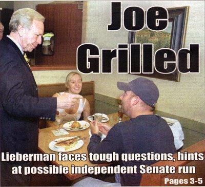 Joe Grilled