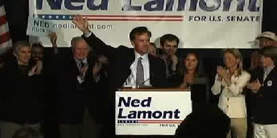 Ned Lamont on PoliticsTV