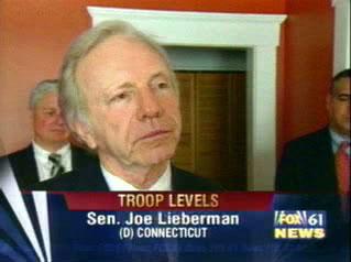 Lieberman on WTIC