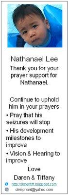 Prayer Bookmark