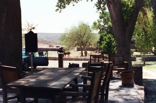 Cibolo Creek Ranch, Shafter, Texas (http://www.cibolocreekranch.com/)