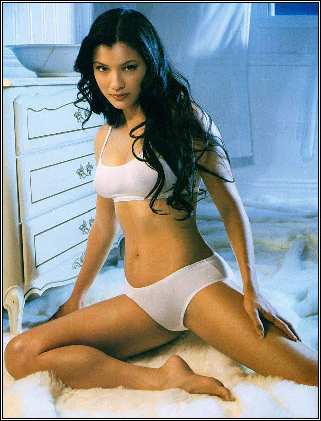 Naked Hollywood: Kelly Hu High Kicks