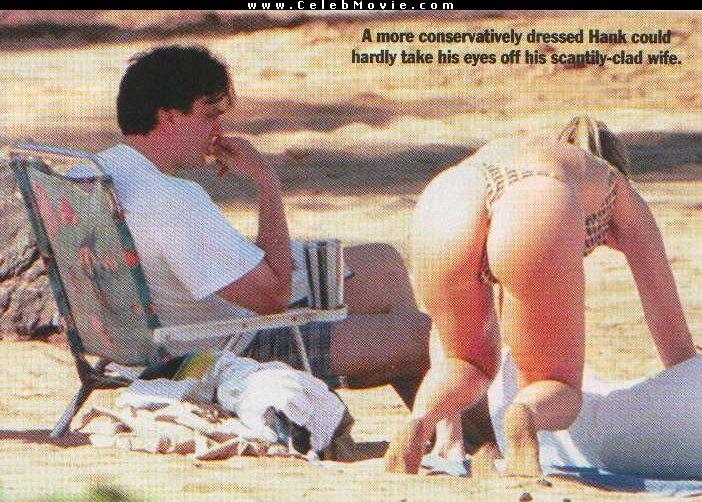 Helen hunt thong bikini