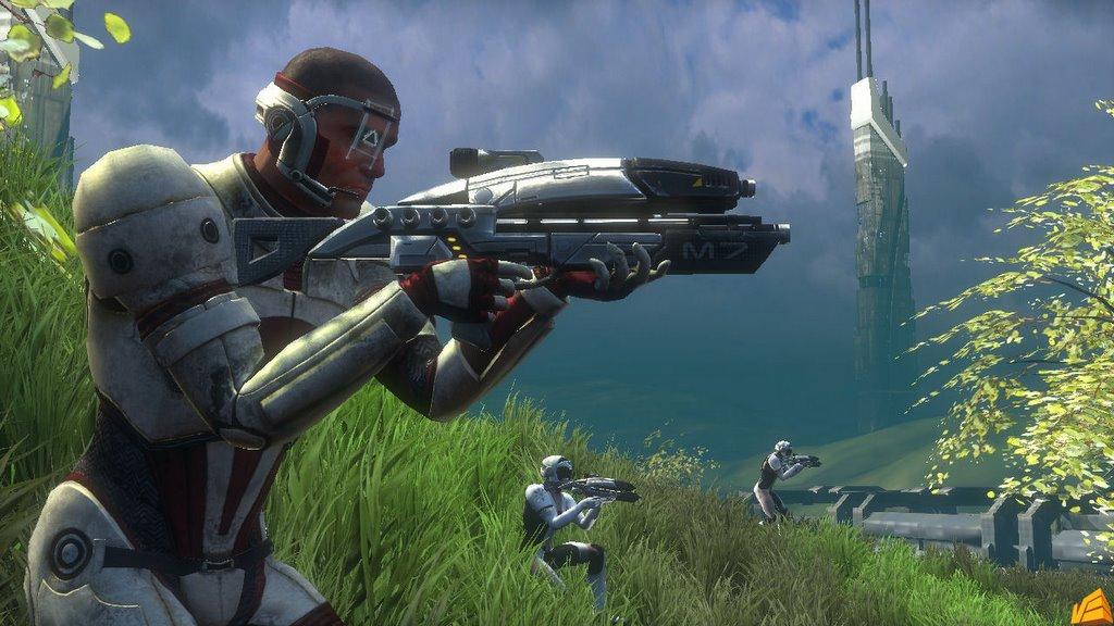 Arbiter's Judgement: New Mass Effect Interview