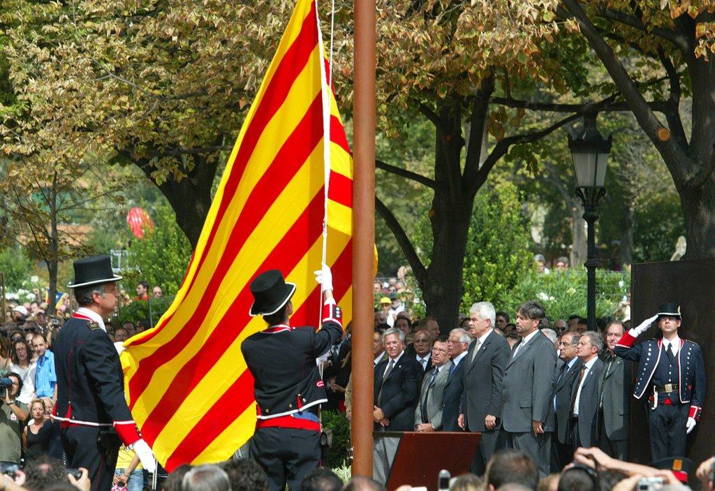 [GENCAT] Actes Oficials del Govern de Catalunya Senyera