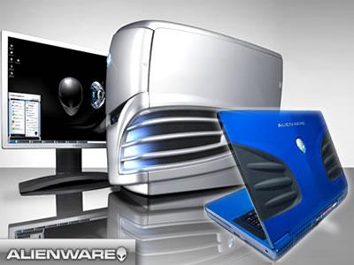 visita il sito Alienware
