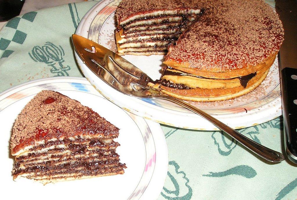 anapestic: Dobos Torte
