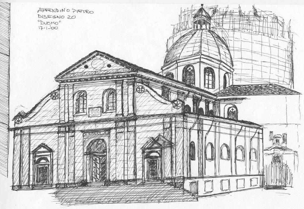 Free sketches duomo di torino 2000 china for Disegno di architettura online