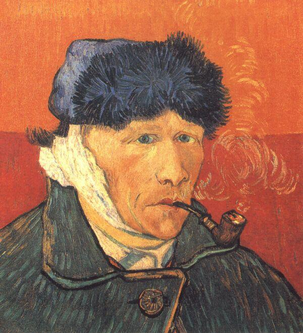 Vincent Van Gogh Self Portraits