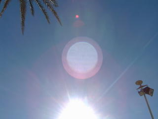 Eclipse en Barcelona