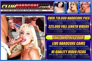 hardcore porn site