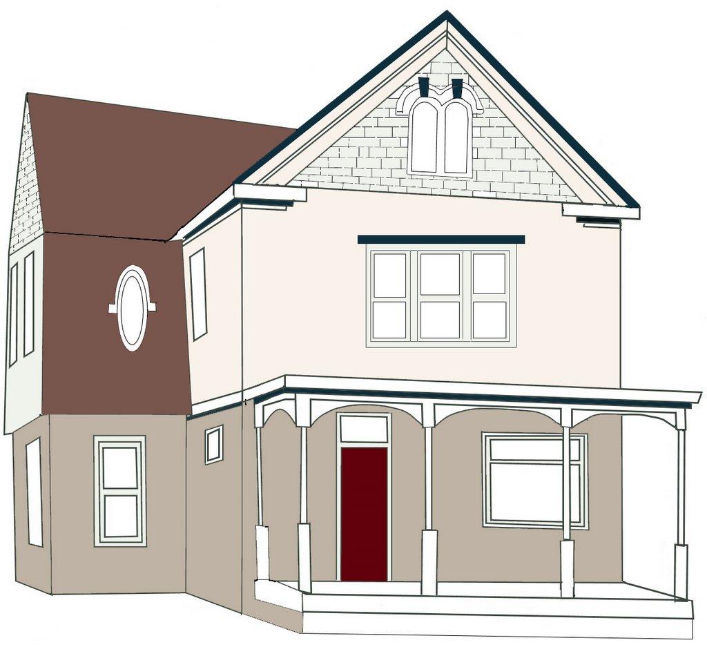 Restoring a dream house