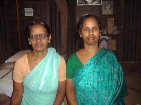 Bangladeshi aunties