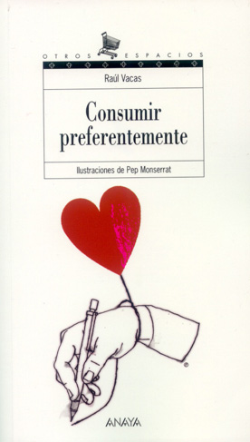 """Consumir preferentemente"", de Raúl Vacas"