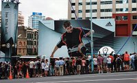 Adidas street marketing