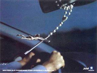 Peugeot 206 advertising