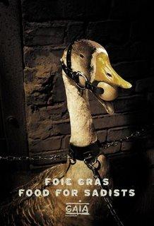 foie gras campaign