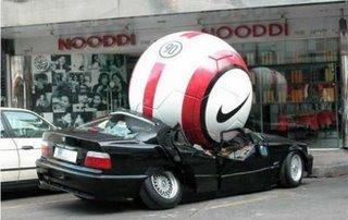 Nike guerrilla