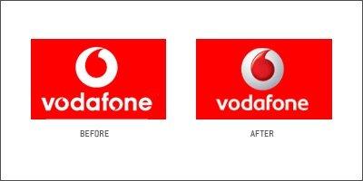 Vodafone rebranding