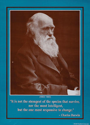 an analysis of the survival theory by darwin 85 quotes have been tagged as survival-of-the-fittest:  to-darwin, survival, survival-of  used animal sense is not a theory or principle for a.