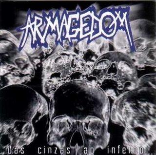 Armagedom - Apogeu Da Insanidade - Crepúsculo Da Humanidade
