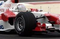 Jarno Trulli F1 Toyota