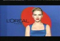 Johansson- L'Oreal