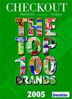 Top 100 Brands del 2005
