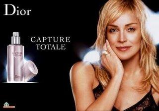 Sharone Stone per Christian Dior
