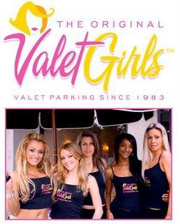 Bikini-Clad California Girls Valet