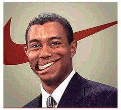 Tiger Wood - Nike
