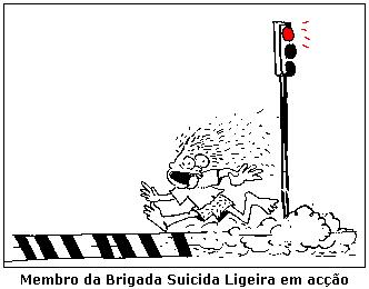 Long live the Brigada Suicida Ligeira