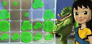 Toca a rebentar a porcaria das bolhas verdes!