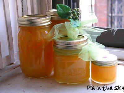 Meyer Lemon Vanilla Bean Marmalade