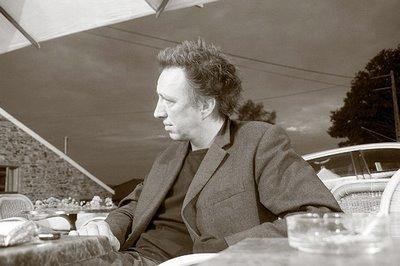 photo portrait du comédien Philippe Grand'Henry, copyright dominique houcmant, goldo graphisme