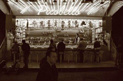 foire de liège, course de chevaux, la nuit, photo dominique houcmant, goldo graphisme