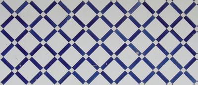 Azulejos. Foto do autor