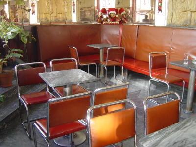 Portalegre. Café Alentejano. Foto do autor