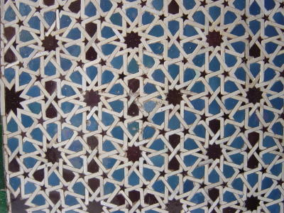 Azulejo. Sevilha. Foto do autor