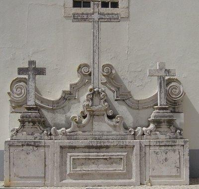 Via Sacra. Bonfim. Setúbal. Foto do autor