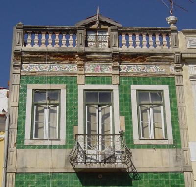 Casa. Largo das Machadas. Foto do autor