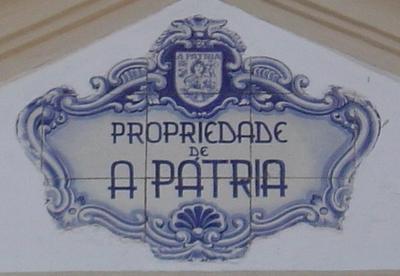 Azulejo: Évora. Foto do autor
