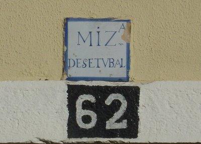 Azulefo: Mizeridórdia. Foto do autor