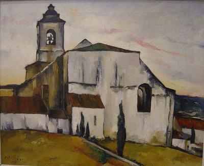 Celestino Alves: Igreja de S. Sebastião - Setúbal