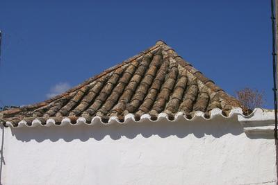 Tavira. Telhado. Foto do autor