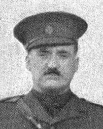 Lt. EO Leadley, No 7 Coy, CASC