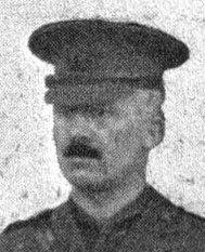 Major H.J.B. Freeman, Commanding Officer of No. 7 Company, 2nd Div. Train, C.A.S.C.